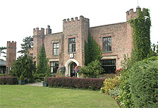 Crabwall Manor, Mollington. Chester
