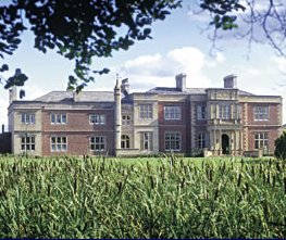 Cranage Hall, Holmes Chapel. Cheshire