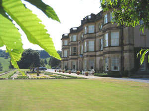Hassop Hall, Bakewell. Derbyshire