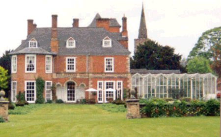 Sutton Bonington Hall, Nottinghamshire