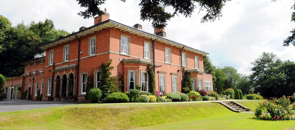 Tillington Hall, Staffordshire